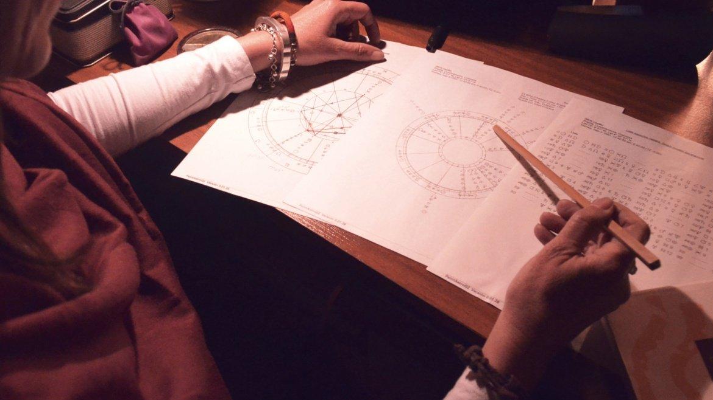 Una vista a la Carta Astral
