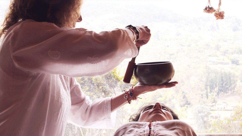 Baño de sonidos, la sanación del cuerpo y la mente
